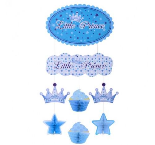 Ghirlanda decor Prince