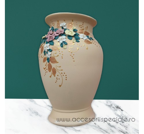 Vaza Decorativa Floricele