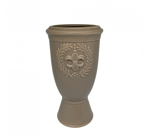 Vaza Ceramica Baroque Gray